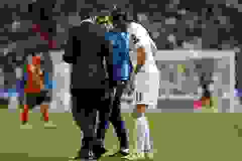 Bale nghỉ thi đấu 2 tuần, có thể trở lại ở trận derby Madrid