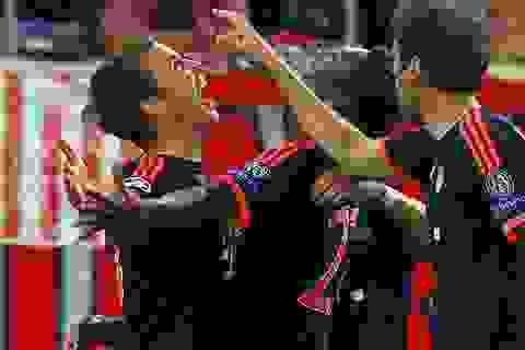 Olympiakos 0-3 Bayern Munich: Thomas Muller rực sáng