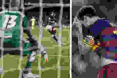 Khi phạt đền trở thành nỗi ám ảnh với Lionel Messi