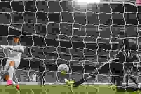 Real Madrid mất oan bàn thắng vì trọng tài