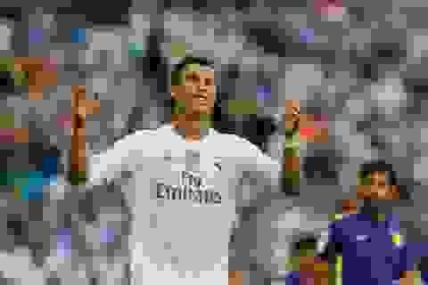 [Infographics] C.Ronaldo đang bắt đầu mùa giải mới tệ như thế nào?