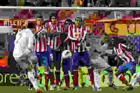 Thống kê thú vị trước đại chiến kinh điển Atletico-Real Madrid