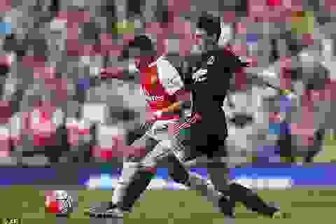 """Chấm điểm Arsenal 3-0 Man Utd: Darmian và Depay """"tối nhất"""""""