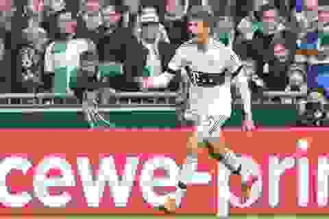 Muller lập công, Bayern Munich lập kỷ lục toàn thắng 9 trận