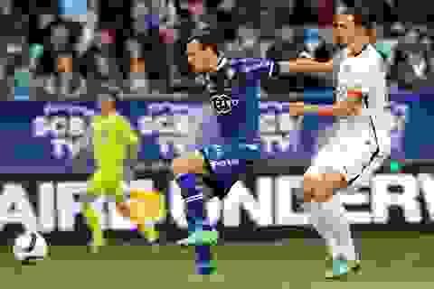 Ngạo mạn, Ibrahimovic bị đối thủ sỉ nhục