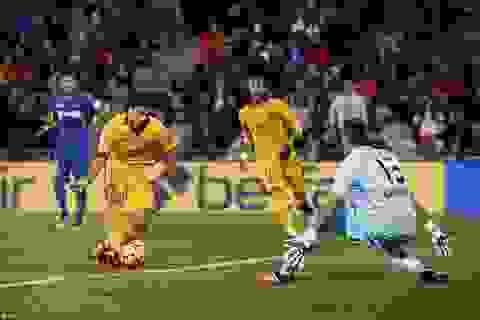 Barcelona thắng liên tiếp: Không Messi, đã có Neymar và Suarez