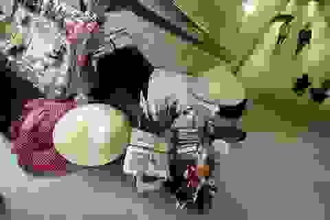 Hà Nội: Xuống lòng đất, ngủ gầm cầu trốn nắng