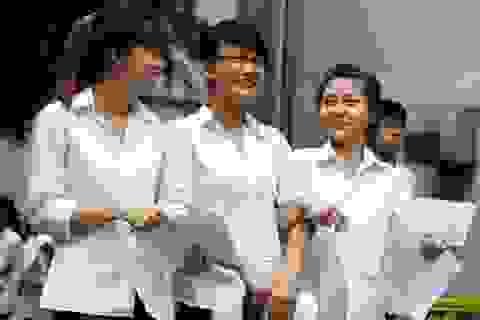 Gần 280 trường công bố điểm thi ĐH, CĐ