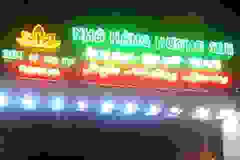 Nhà hàng Hương Sen: Giá trên trời, chất lượng phục vụ dưới đất