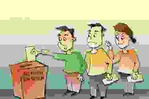 Đừng để Quốc hội hoặc cử tri bãi nhiệm
