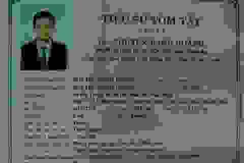 Bài 5: Cần công khai hồ sơ vụ Chủ tịch quận Hoàng Mai điều chỉnh lý lịch
