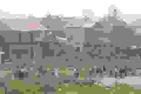 Chủ đô thị An Hưng nói về vụ cháy tại Hà Đông