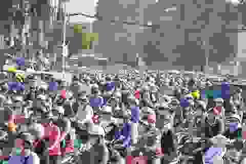 """TPHCM: Lắp """"mắt thần"""" để giảm ùn tắc giao thông"""