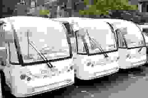 TPHCM sẽ thay xe buýt bằng xe buýt điện?