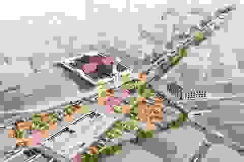 TPHCM sẽ có khu phố ngầm 4 tầng hầm?