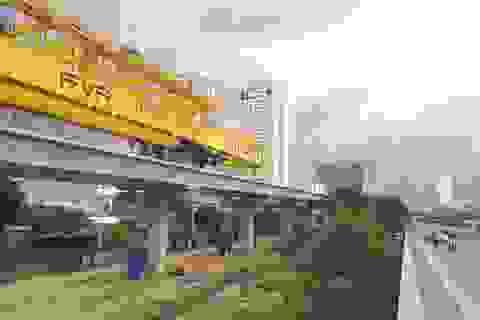 Trung tâm TPHCM lún 10mm khi thi công ga metro