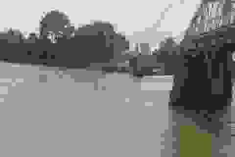 Xác định chủ sà lan gây tai nạn sập cầu Ghềnh
