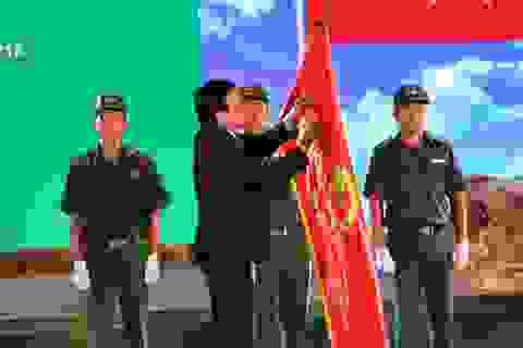 Chủ tịch nước trao tặng Huân chương Độc lập hạng Ba cho TNXP TPHCM