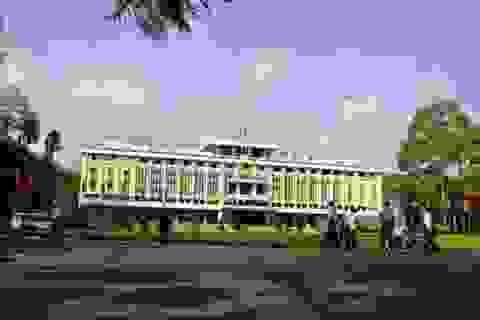Dinh Độc lập mở thêm phòng Tổng thống cho khách tham quan