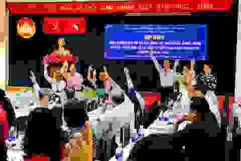 4 người tự ứng cử được vào danh sách bầu đại biểu Hội đồng Nhân dân TP HCM