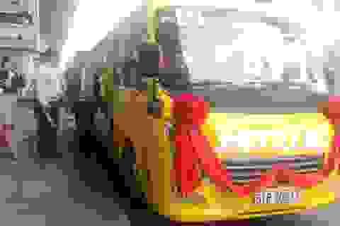 """Xe buýt """"5 sao"""" từ sân bay Tân Sơn Nhất về trung tâm TPHCM"""