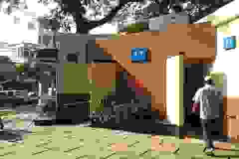 TPHCM: Đổi đất lấy nhà vệ sinh công cộng