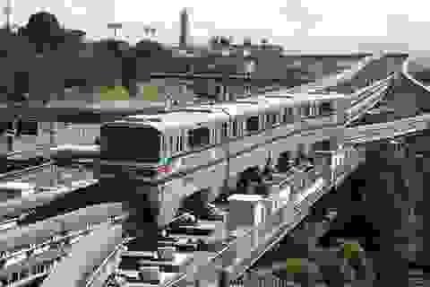 TPHCM: 8.400 tỷ đồng xây tuyến tàu điện trên cao số 3