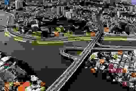 TPHCM xây thêm 2 nhánh cầu nối đường Võ Văn Kiệt chống kẹt xe