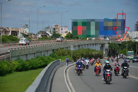 TPHCM: Chi hơn 12 tỷ đồng sửa chữa cầu vượt Nguyễn Hữu Cảnh
