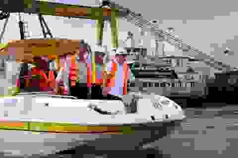 Sớm giải ngân vốn cho dự án chống ngập 10.000 tỷ đồng của TPHCM