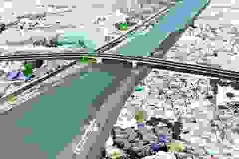 TPHCM: Hơn 3.500 tỷ đồng xây dựng cầu Bình Tiên