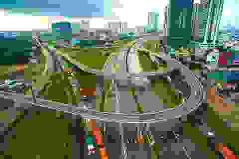 TPHCM: 15.000 tỷ đồng xây đường trên cao số 1