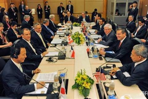 Việt Nam hoàn tất đàm phán song phương trong TPP