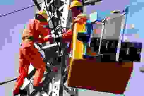 """EVN """"hứa"""" không tăng giá điện trong năm 2015"""