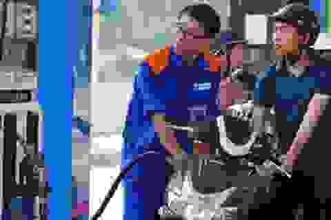 Giá xăng dầu biến động không đáng kể