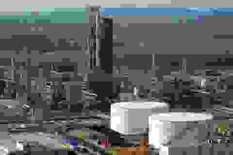 """""""Gã khổng lồ"""" dầu khí Nga dừng đàm phán mua 49% cổ phần Lọc dầu Dung Quất"""