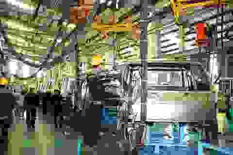 Hàng loạt ưu đãi cho các nhà sản xuất ô tô trong nước