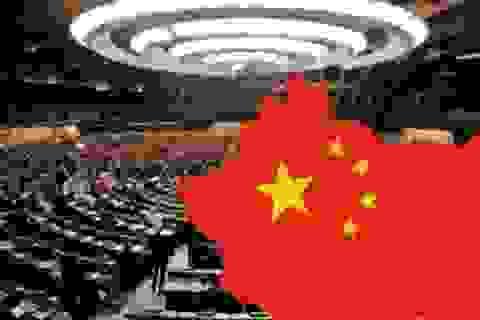Châu Âu không công nhận kinh tế thị trường đối với Trung Quốc