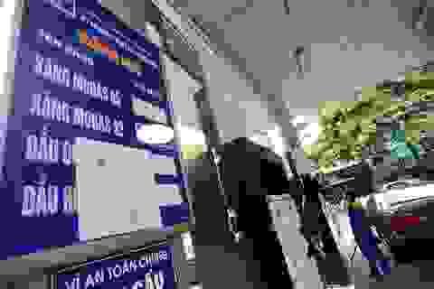 Giá xăng tăng nhẹ 156 đồng/lít, dầu đồng loạt giảm