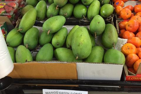 Trái xoài Việt chính thức có mặt trên kệ siêu thị Úc