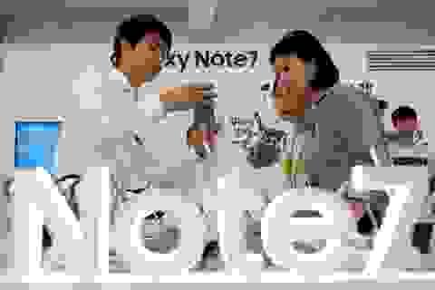 """""""Cơn ác mộng"""" của Samsung và tác động tới kinh tế Việt Nam"""