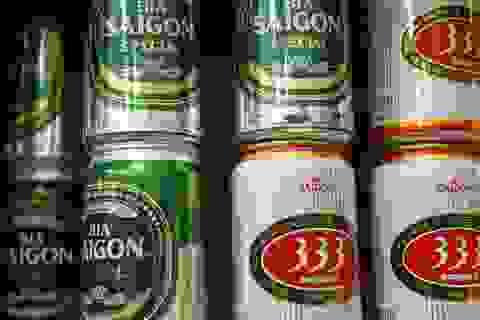 """Hai đại gia bia Nhật Bản """"nhòm ngó"""" mua cổ phần Sabeco"""