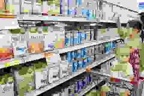 Dù từ chối, Bộ Công Thương vẫn được giao quản lý giá sữa