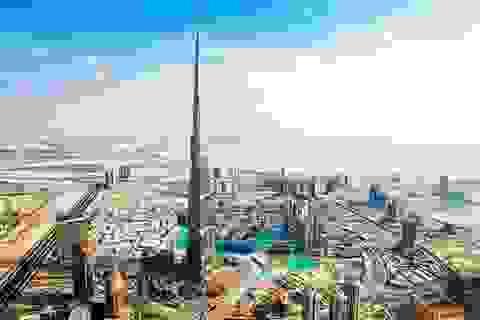 """Nhà giàu Trung Quốc """"nhòm ngó"""" nhà đất ở Dubai"""