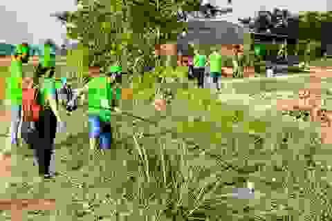 Thu gom gần 3,5 tấn vỏ bao bì, thuốc bảo vệ thực vật ngoài môi trường
