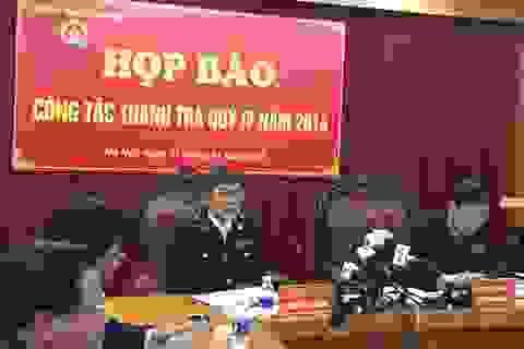 Thanh tra Chính phủ lý giải việc chậm công bố kết luận sai phạm ở Hà Tĩnh