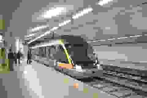 Đường tàu điện ngầm uốn lượn: Cần xem lại khoảng cách giữa các ga