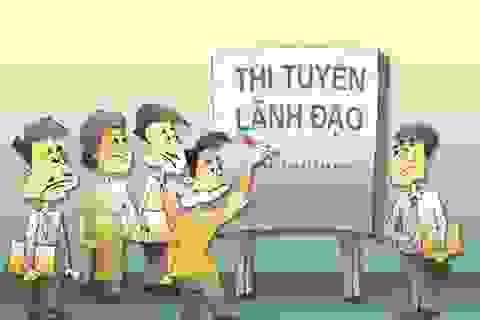"""Phát hiện 7 """"quan chức"""" ở tỉnh Thái Bình thiếu bằng đại học"""
