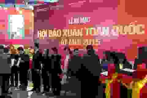 Bế mạc Hội báo Xuân Ất Mùi 2015