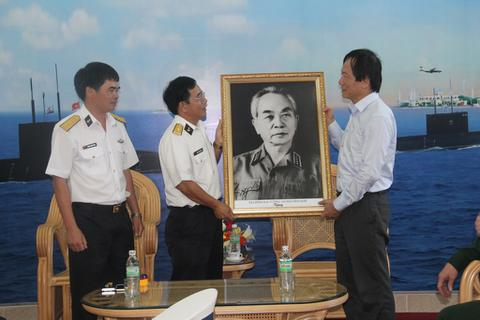Cảm xúc của con trai Đại tướng Võ Nguyên Giáp trong chuyến thăm Trường Sa